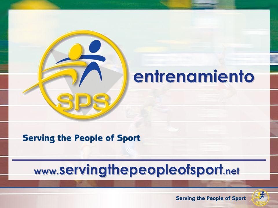 entrenamiento www.servingthepeopleofsport.net