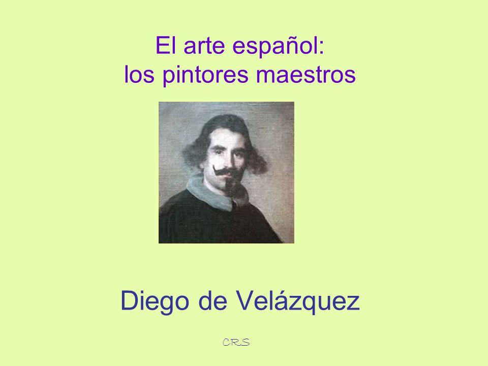 El arte español: los pintores maestros Diego de Velázquez