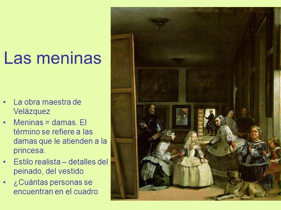 Las meninas La obra maestra de Velázquez