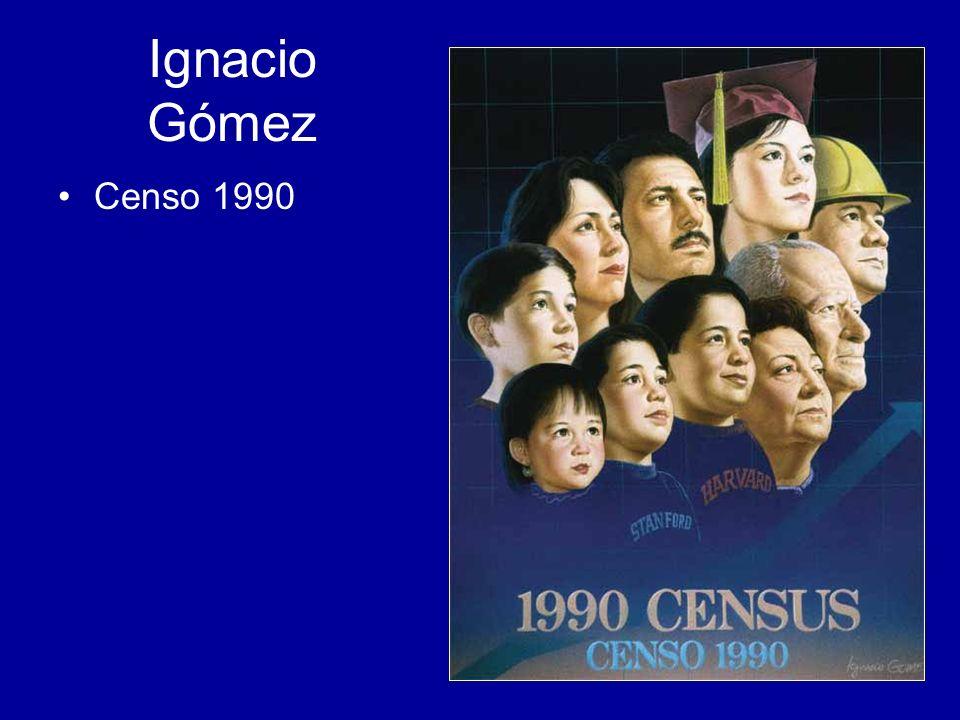 Ignacio Gómez Censo 1990