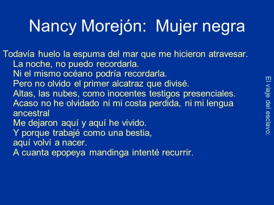 Nancy Morejón: Mujer negra