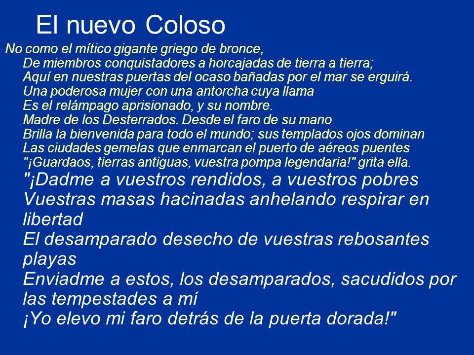 El nuevo Coloso