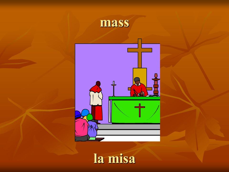 mass la misa
