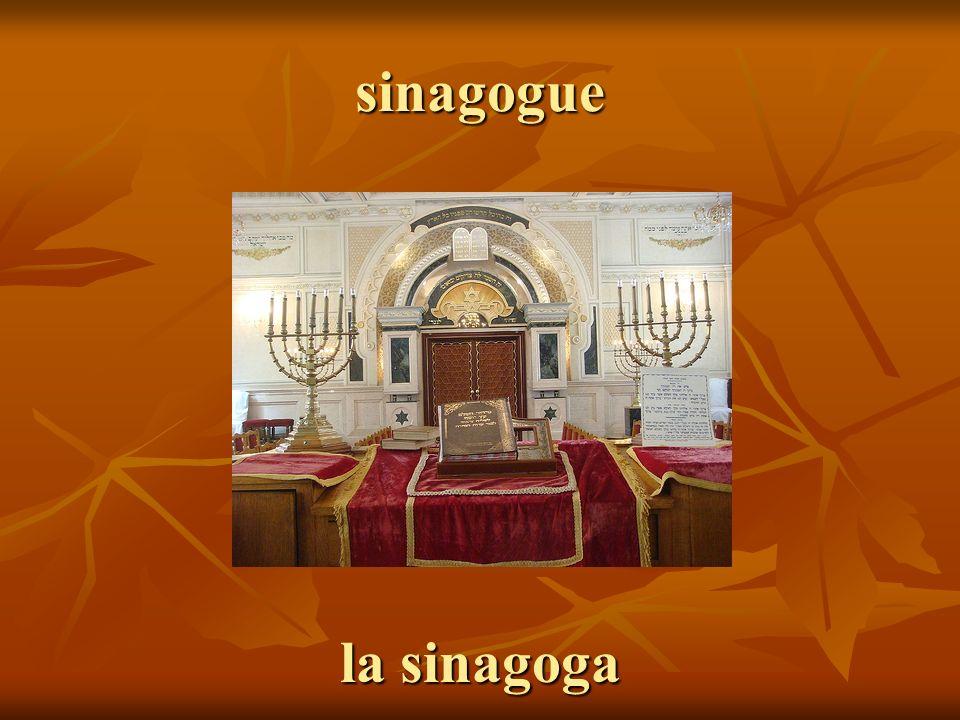 sinagogue la sinagoga