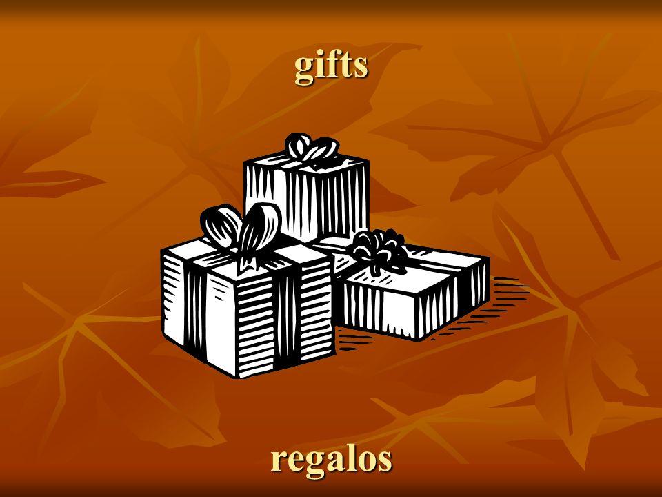 gifts regalos