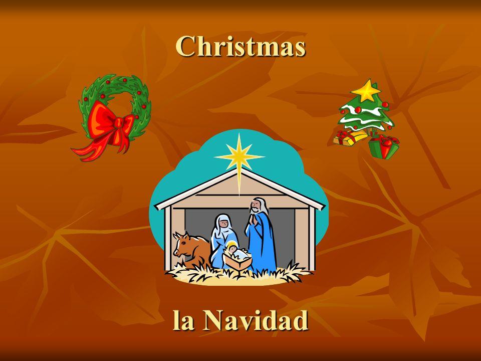Christmas la Navidad