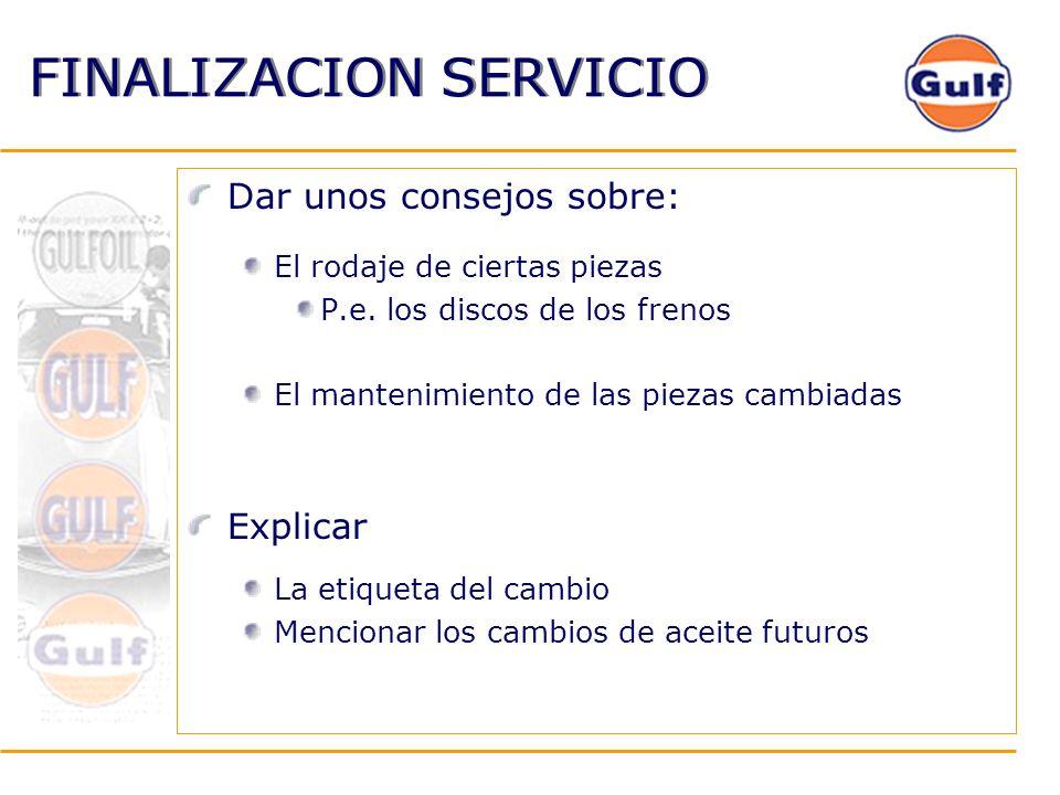 FINALIZACION SERVICIO