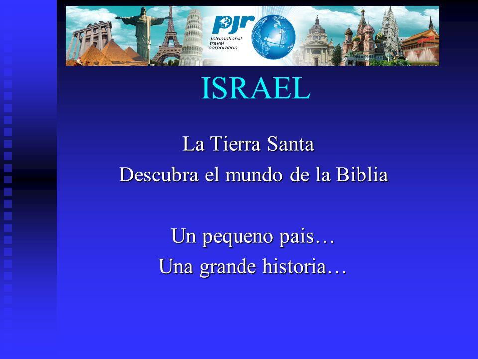 Descubra el mundo de la Biblia