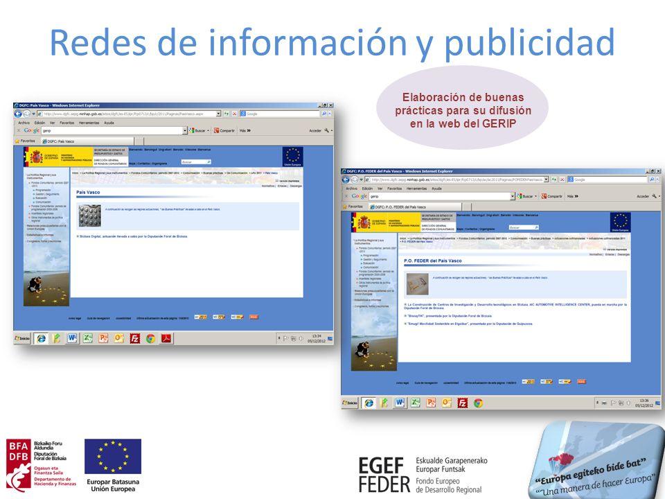 Redes de información y publicidad