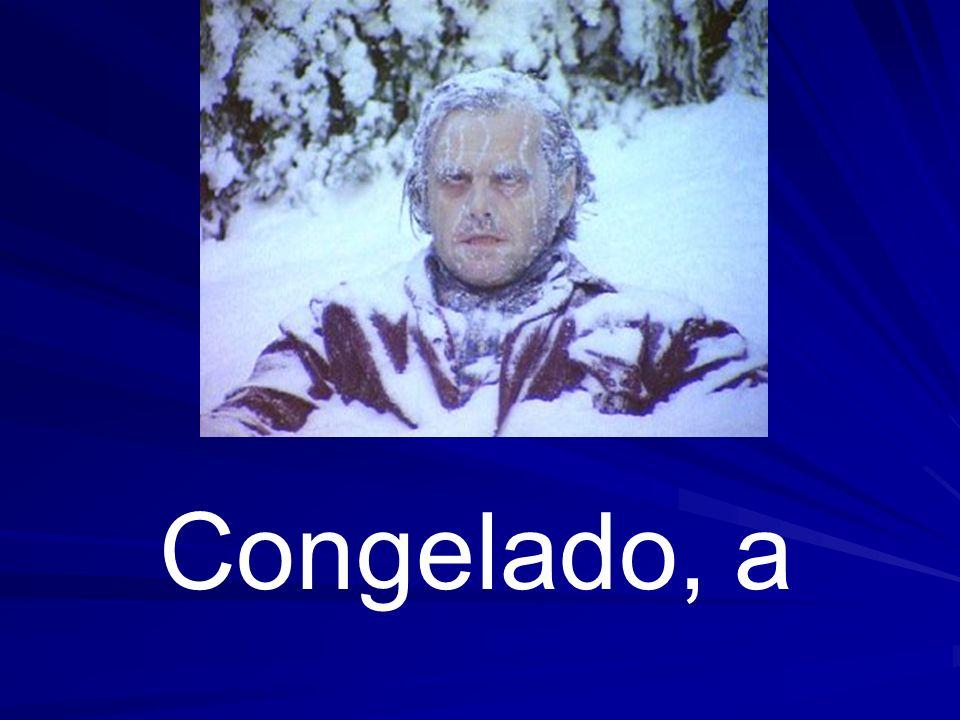 Congelado, a