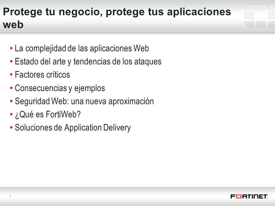 Protege tu negocio, protege tus aplicaciones web