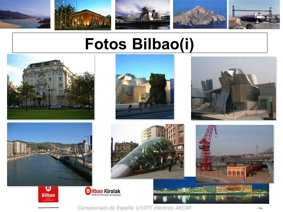 Fotos Bilbao(i) Campeonato de España 1/10TT Eléctrico AECAR