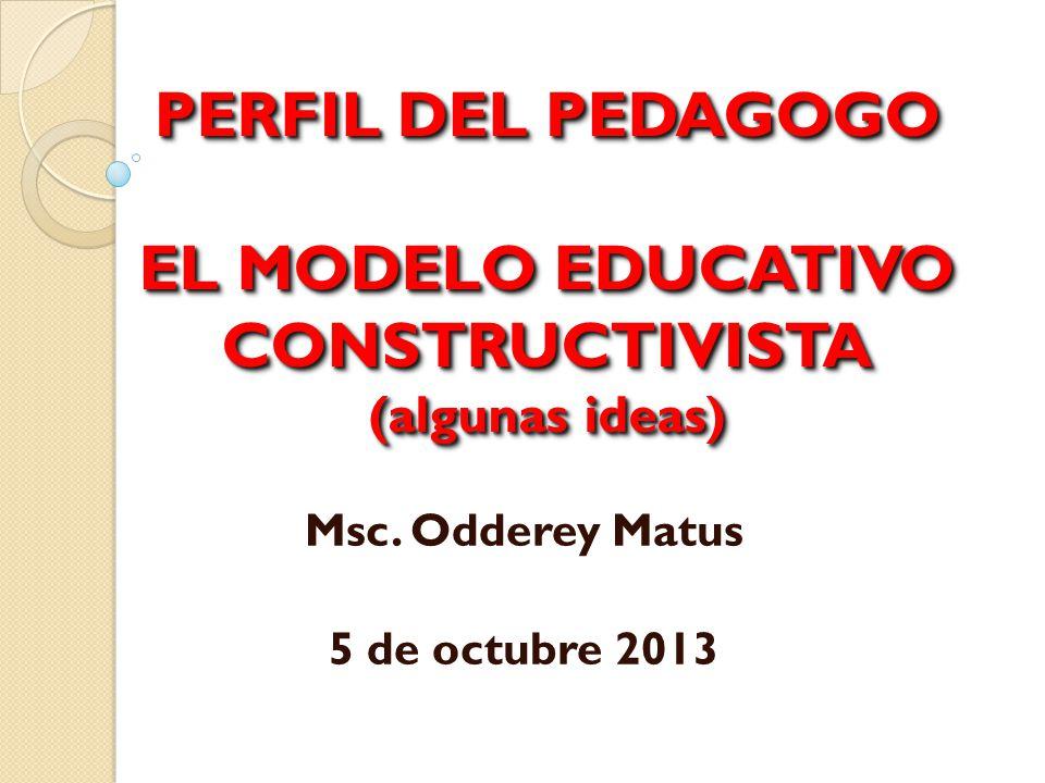 Msc. Odderey Matus 5 de octubre 2013