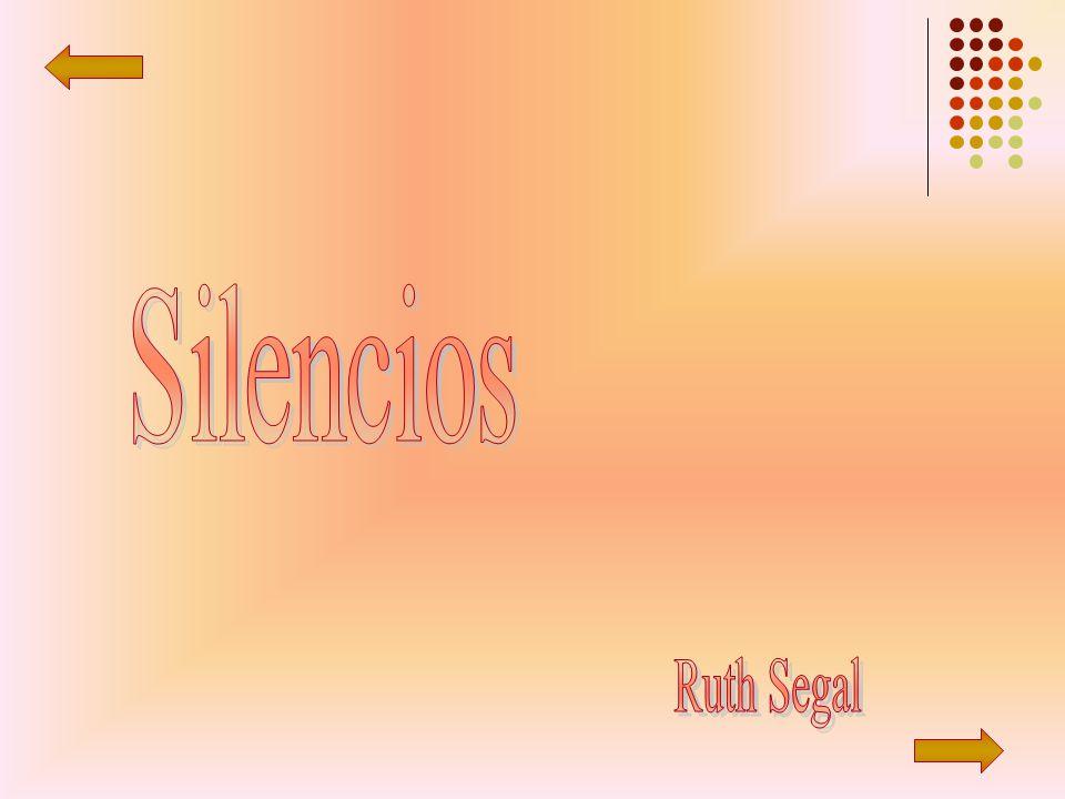 Silencios Ruth Segal