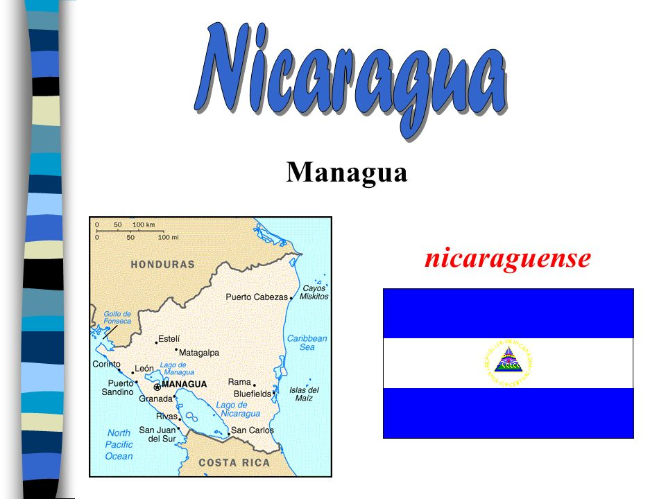 Nicaragua Managua nicaraguense