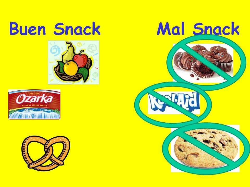 Buen Snack Mal Snack