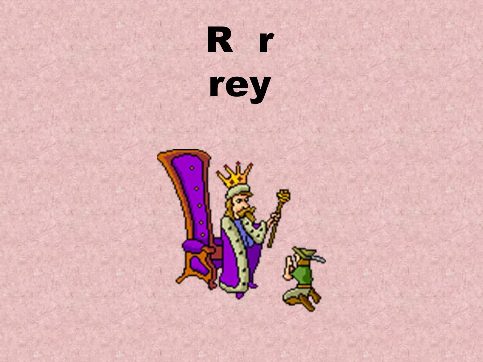 R r rey