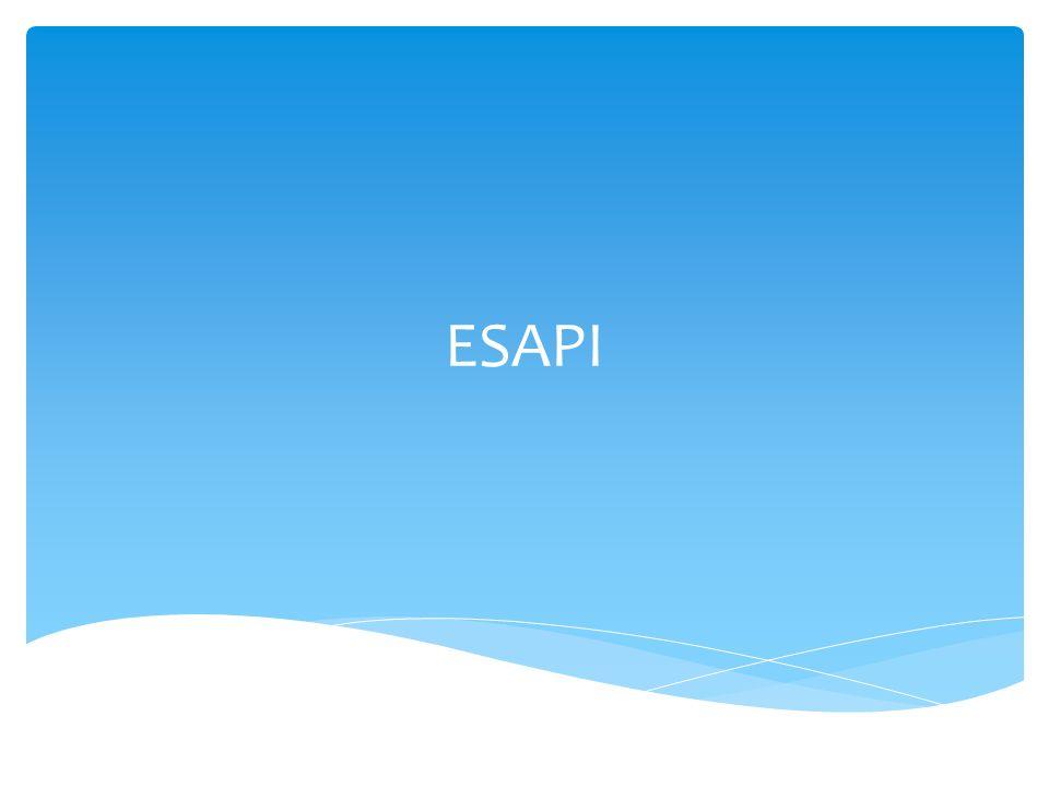 ESAPI Dami – Lau Método de prevención de código abierto.