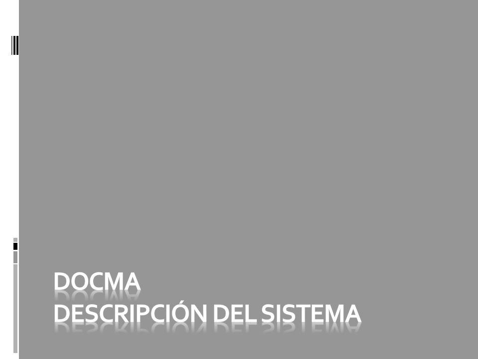 Docma descripción del sistema