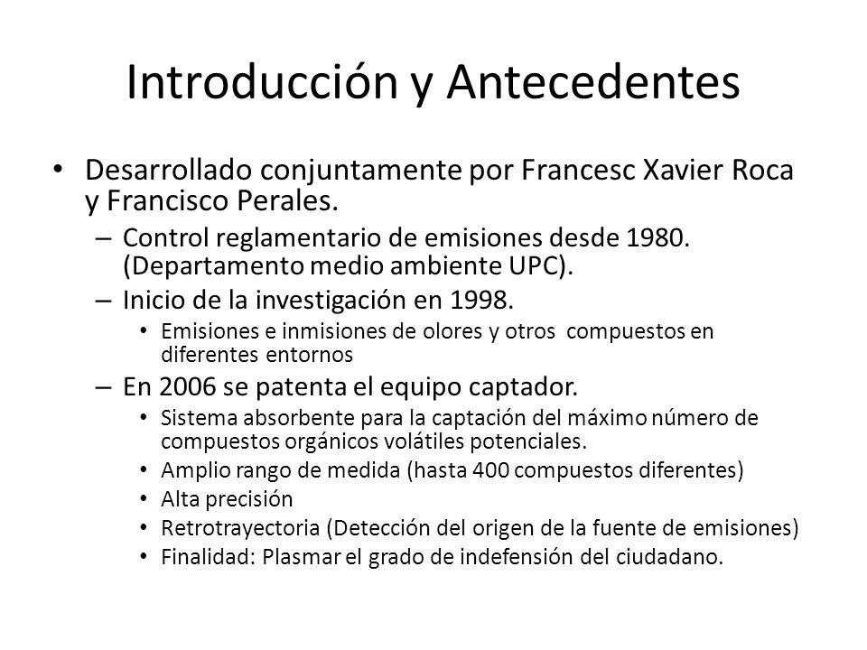 Introducción y Antecedentes