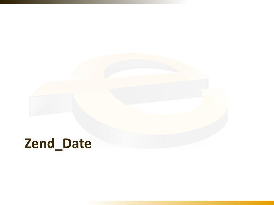Zend_Date