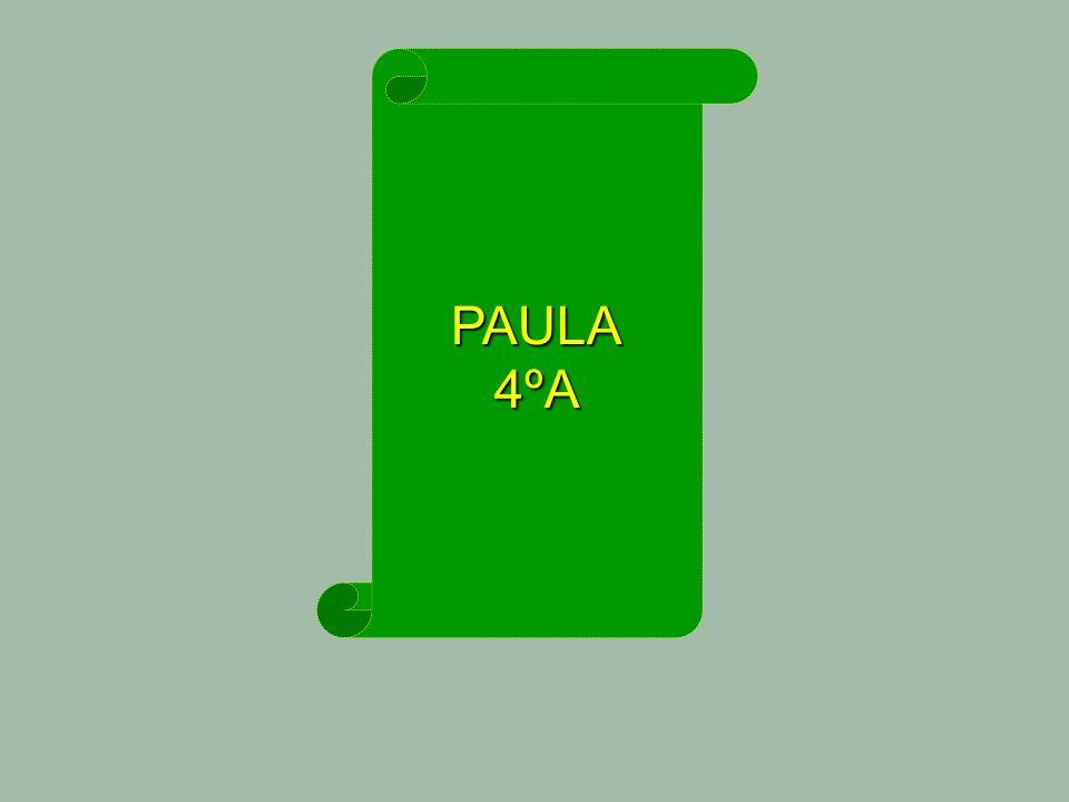PAULA 4ºA