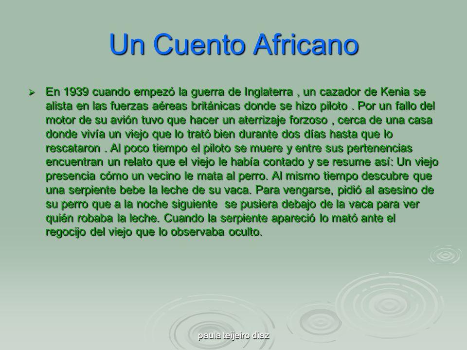 Un Cuento Africano