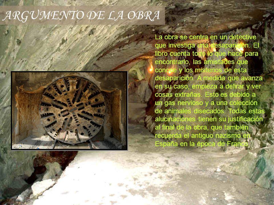 ARGUMENTO DE LA OBRA