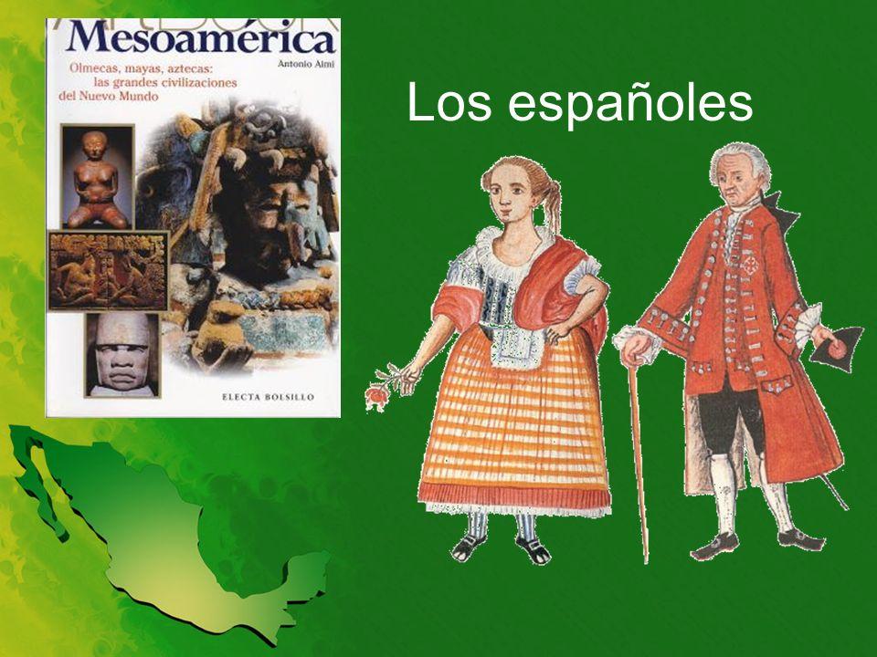 Los españoles