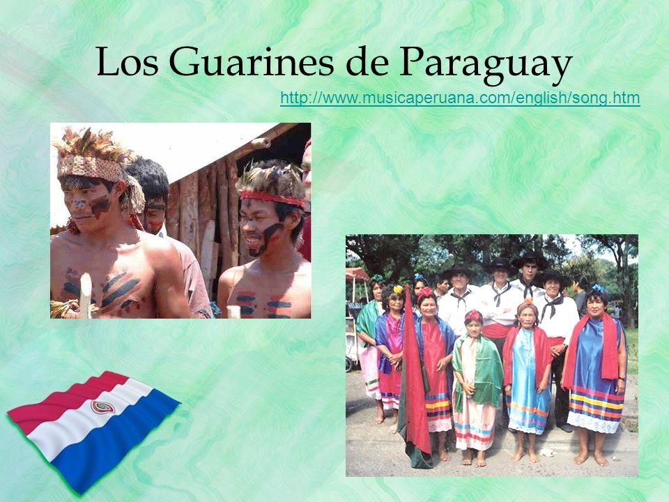Los Guarines de Paraguay