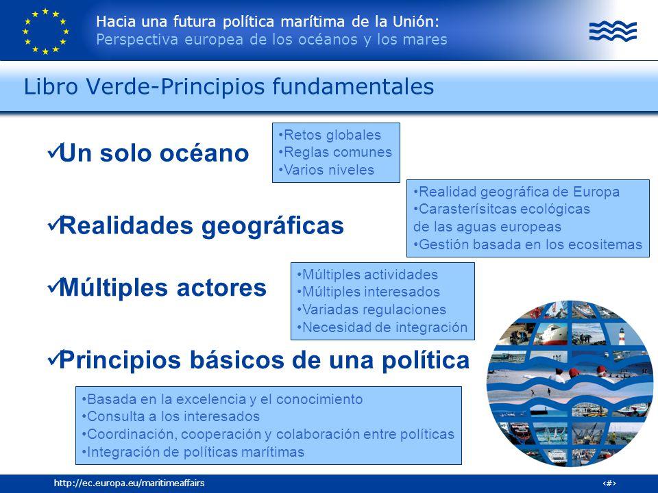 Libro Verde-Principios fundamentales