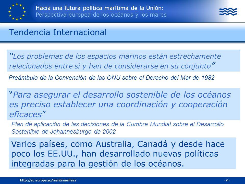Tendencia Internacional