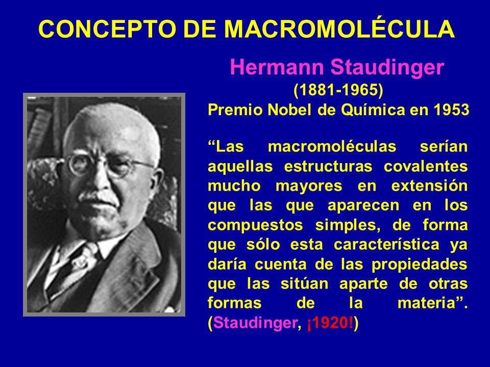 Premio Nobel de Química en 1953