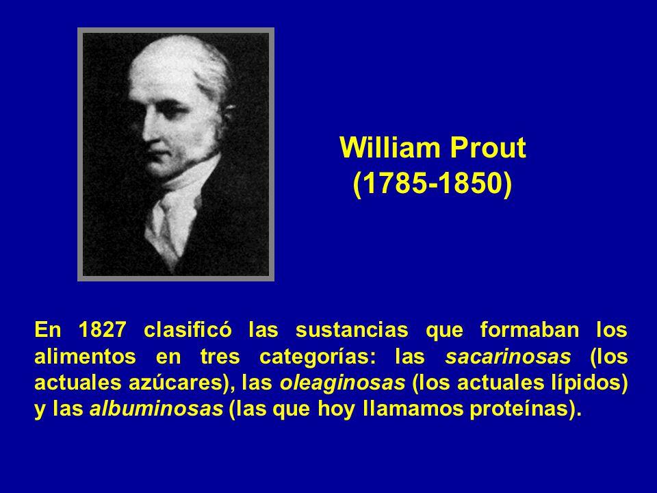 William Prout (1785-1850)