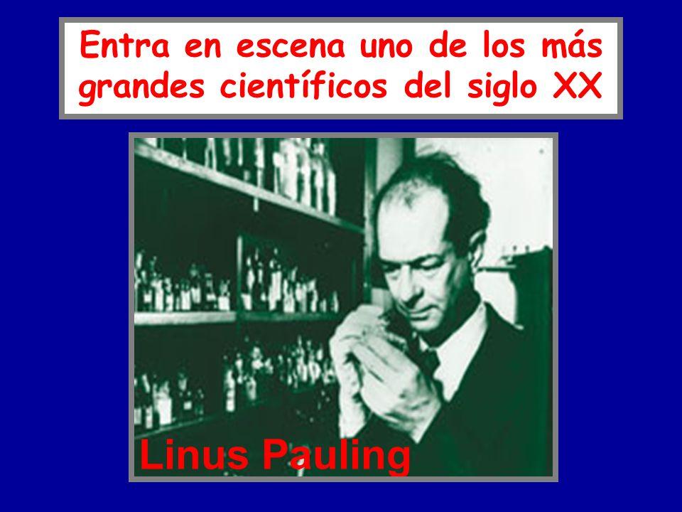 Entra en escena uno de los más grandes científicos del siglo XX