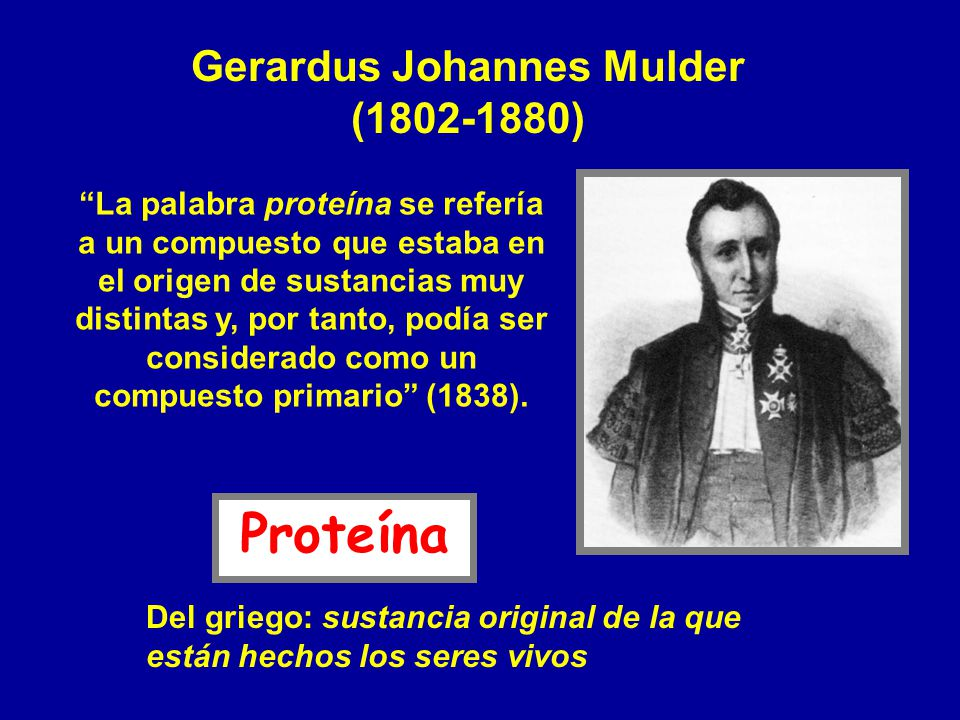 Gerardus Johannes Mulder (1802-1880)
