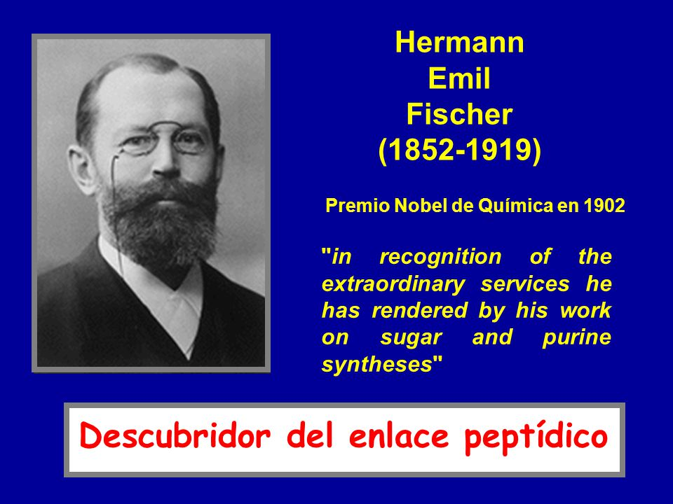 Hermann Emil Fischer (1852-1919)