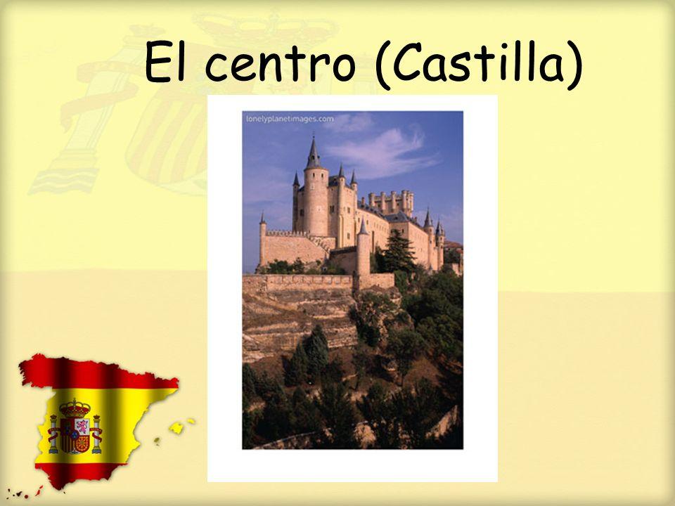 El centro (Castilla)