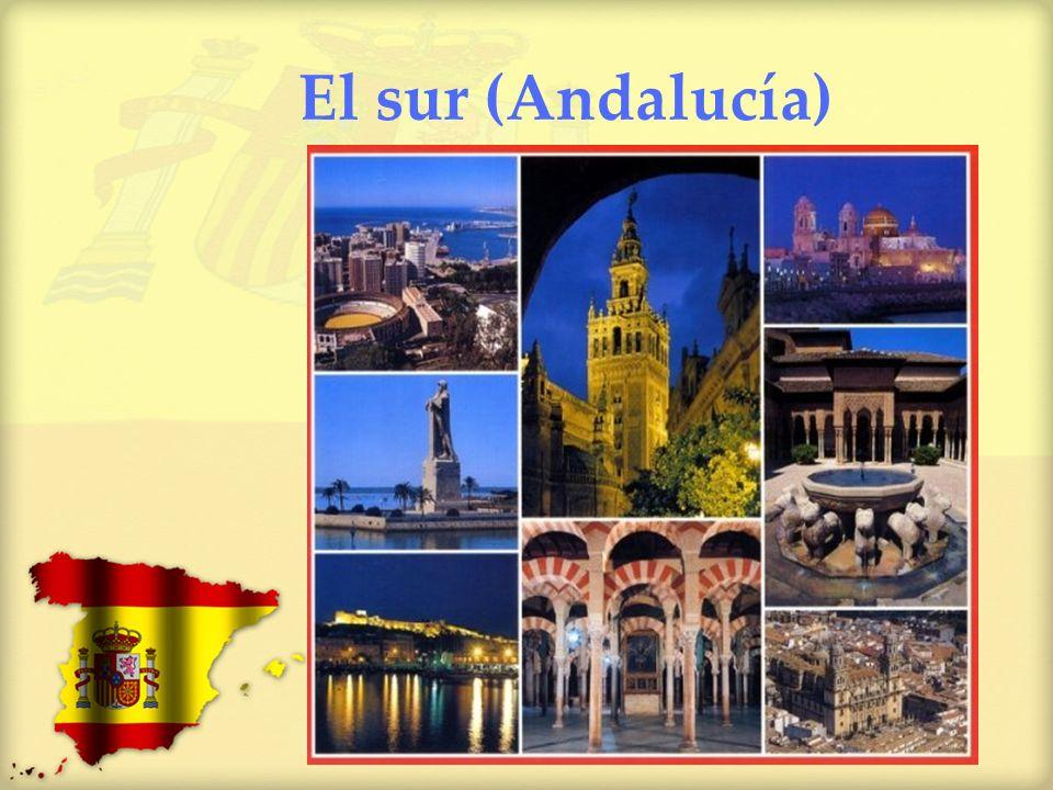 El sur (Andalucía)