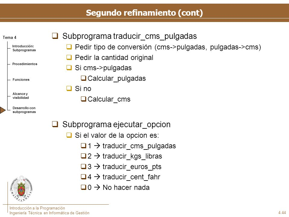 Subprograma pedir_tipo_conversion_cms_pulgadas