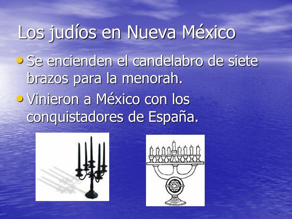Los judíos en Nueva México