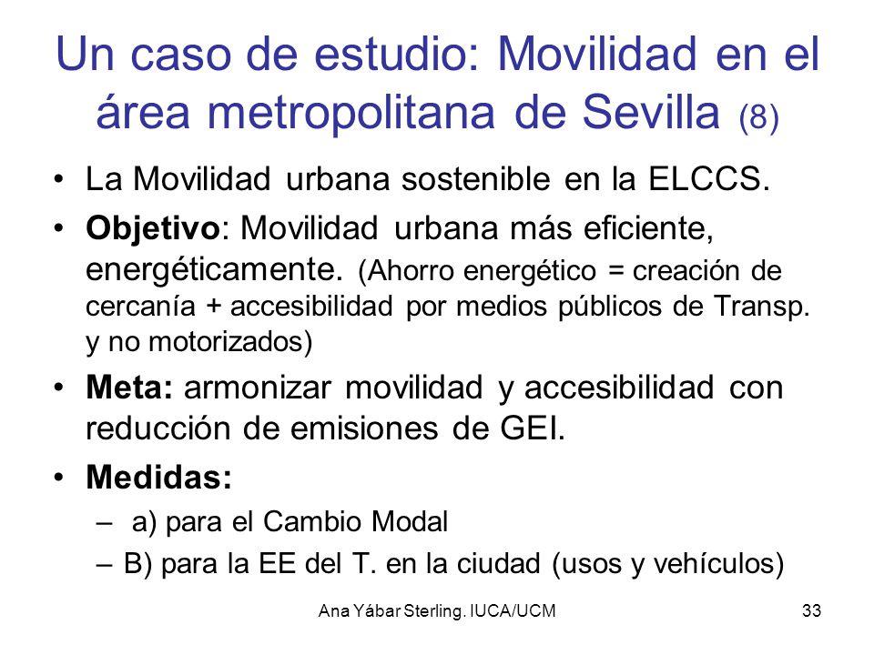 Un caso de estudio: Movilidad en el área metropolitana de Sevilla (8)