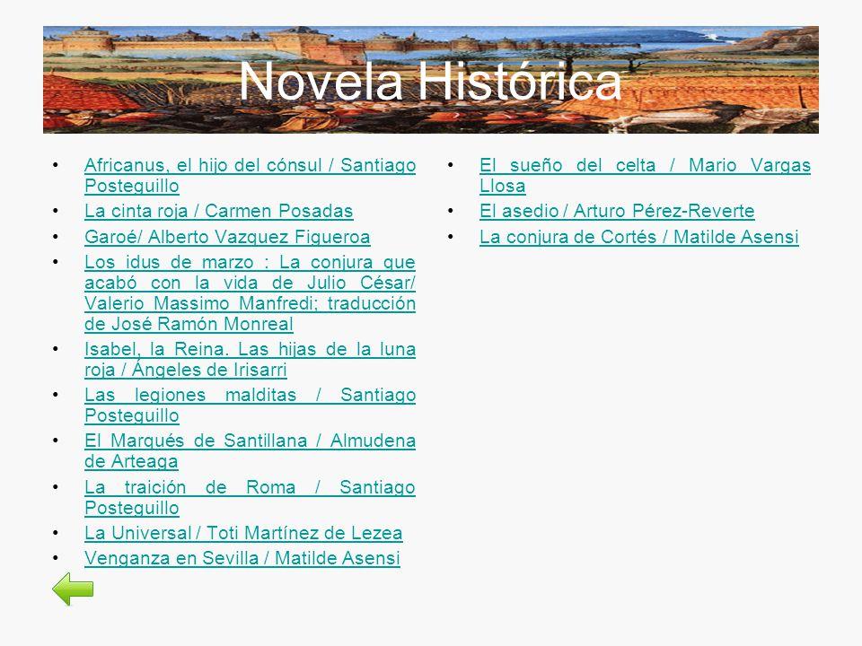 Novela Histórica Africanus, el hijo del cónsul / Santiago Posteguillo