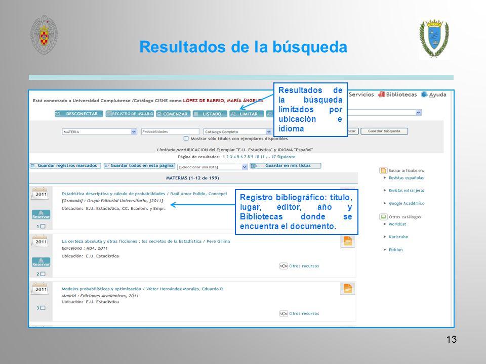Registro bibliográfico