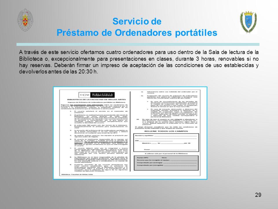 Servicio de Pasaporte Madroño