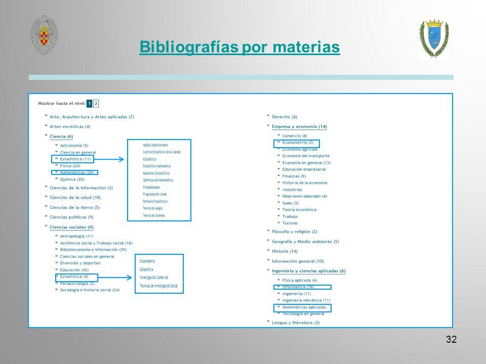 Bibliografía por Asignatura de Grado Estadística Aplicada