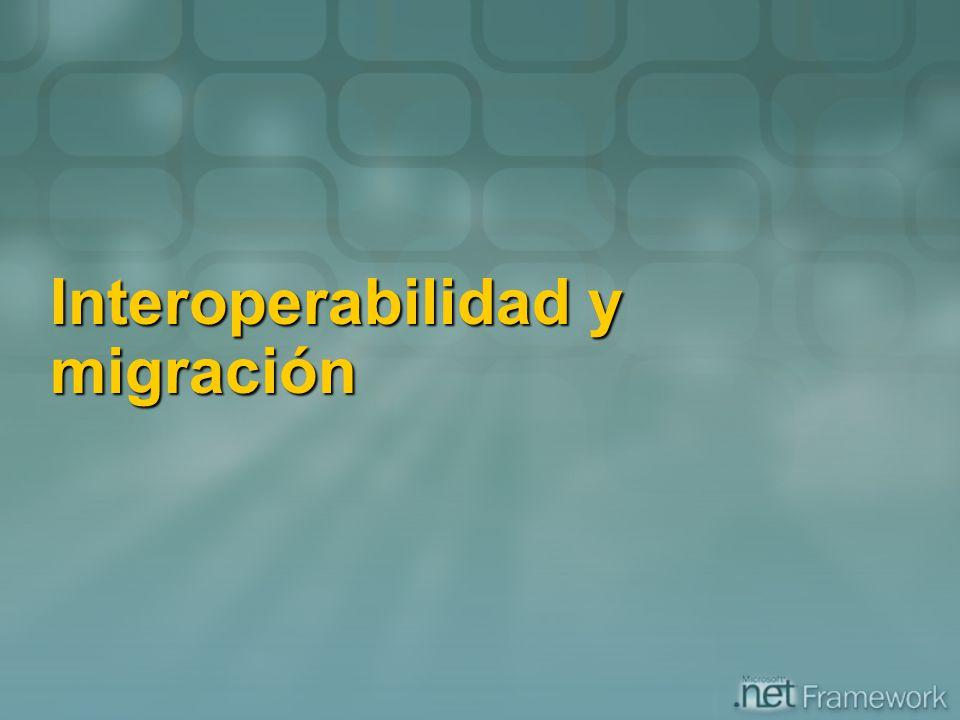 Interoperabilidad y migración