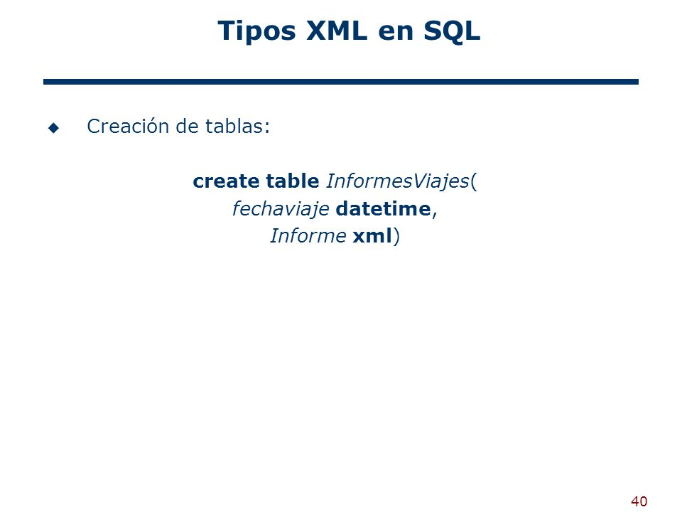 create table InformesViajes(