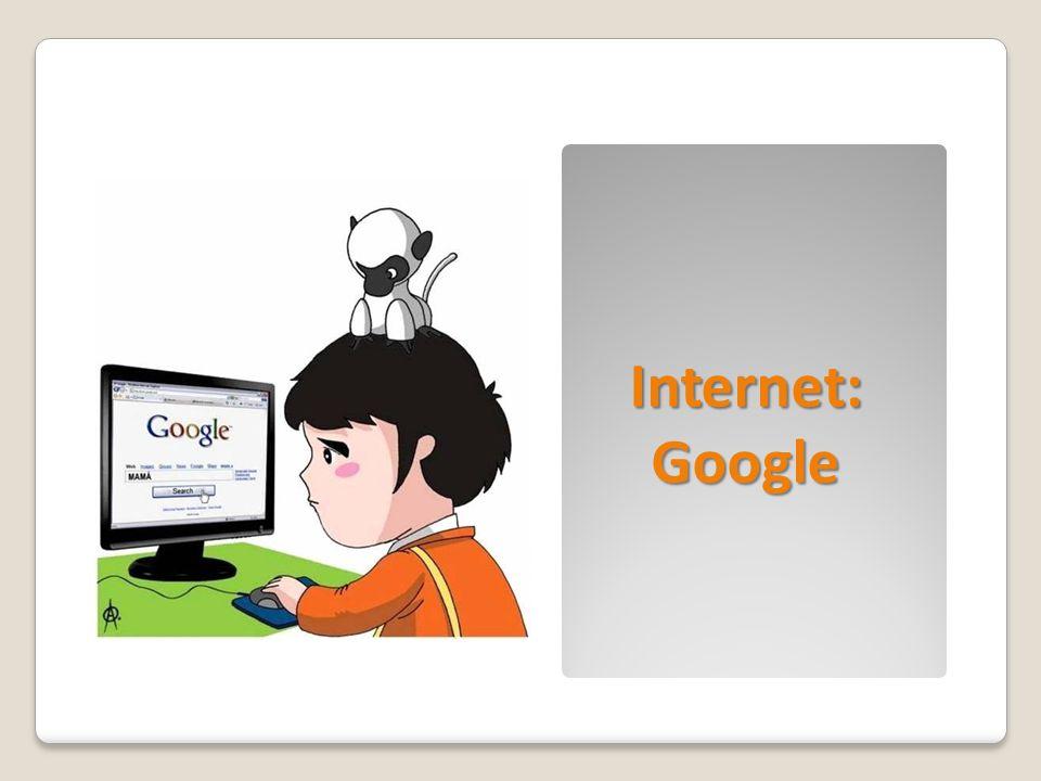 Internet:Google
