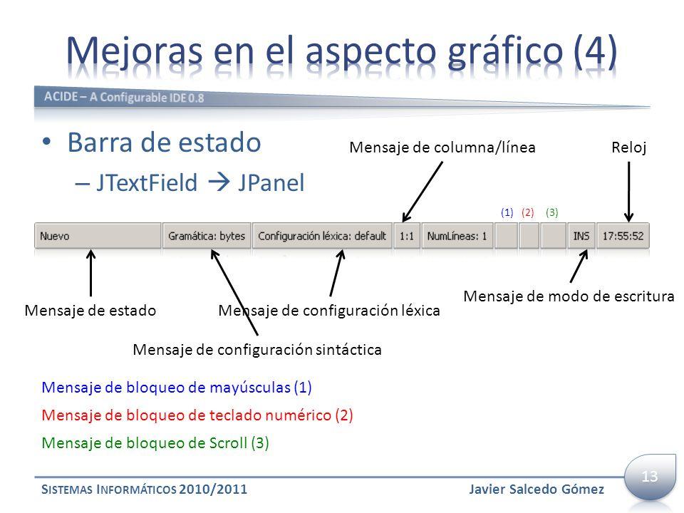 Mejoras en el aspecto gráfico (4)